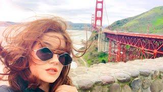 CUM AM AJUNS IN SAN FRANCISCO