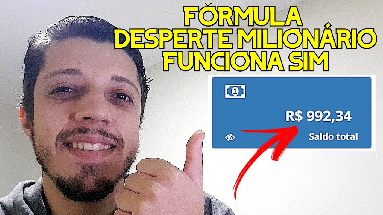fórmula desperte milionário download