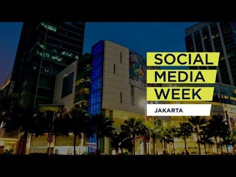 Social Media Week Jakarta 2017, Ajang Internasional Dihadiri Lebih Dari 30 Tokoh