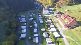 Family - Resort Kleinenzhof Camping Hotel Restaurant im Schwarzwald
