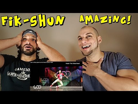 Fik Shun - Frontrow World of Dance Las Vegas [REACTION]