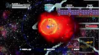 Xbox 360 Longplay [080] Bangai-O HD: Missile Fury