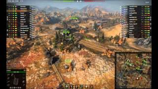 Let´s Play World of Tanks 021-  T30 Da macht die Knarre einfach Laune !