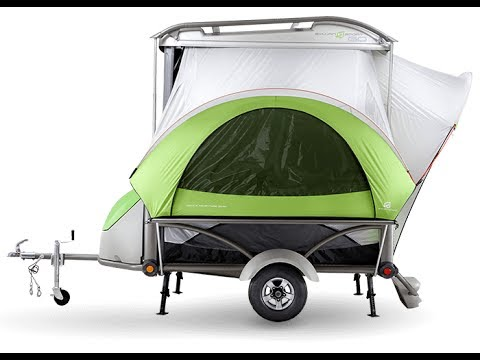 SylvanSport GO Lightweight Camping Trailer