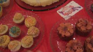 Soaps Display And Table At A Craft Show  July 24th