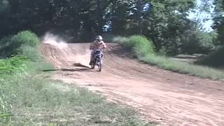 Orion Pit bike 150cc Test Video