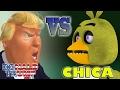 Donald Trump vs Chica