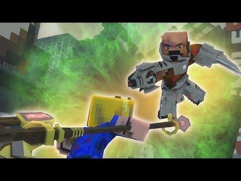 NEW MUSIC VIDEO RELEASE TRAILER - Minecraft Animation - FrediSaalAnimations