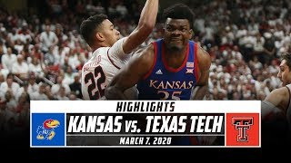 Texas tech was able to stay with top-ranked kansas for much of this contest, but the jayhawks were stave off red raiders a 66-62 win and ...