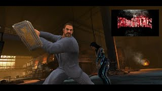 WWE Immortals - Triple H The Authority Level 1 2 3 Super Finishers