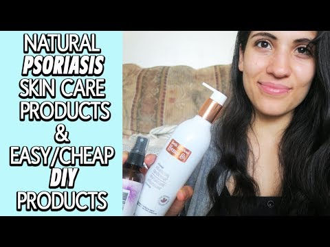 NATURAL SKIN CARE PRODUCTS FOR PSORIASIS & ECZEMA