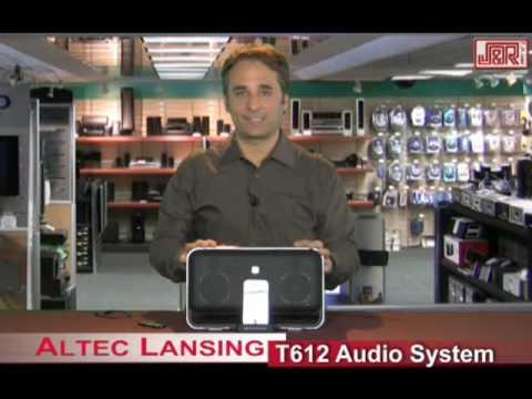 Altec Lansing T612 Powered Audio System - JR.com