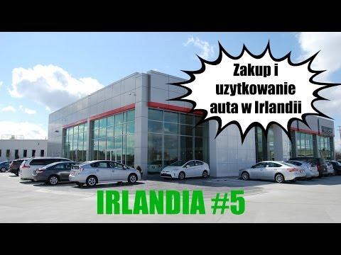 Irlandia #5 Zakup Auta Operator TV