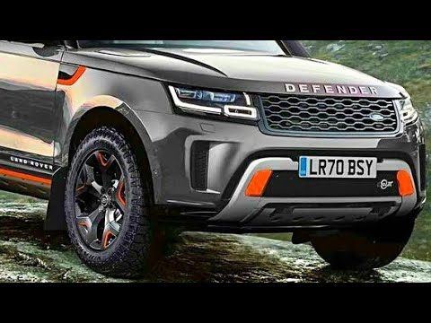 2020 Land Rover Defender Release Date >> 2020 Land Rover Defender All New Land Rover Defender 2019 And 2020