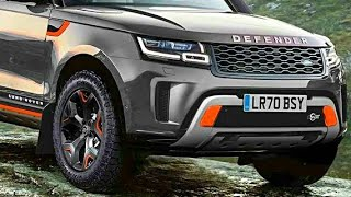 2020 Land Rover DEFENDER – ALL-NEW Land Rover DEFENDER 2019 and 2020