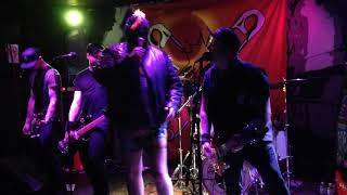 SPUNK VOLCANOTHE ERUPTIONS Sellotape Live Dont Panic Essen 21 03 18
