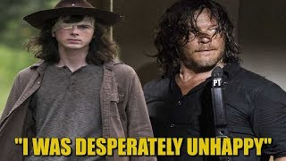 The Walking Dead Season 8 Daryl News - Norman Reedus Was Desperately Unhappy With The Carl News