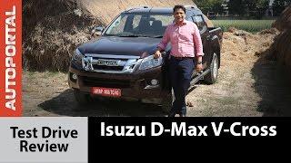 Isuzu D Max V Cross Test Drive - Autoportal