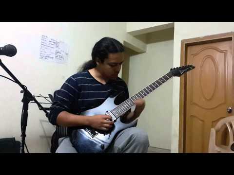 Boss Guitar Maestro Contest Navneet Singh