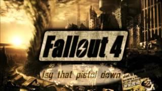 Fallout 4 - Pistol Packin
