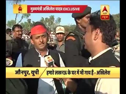 PM Modi gives exam thrice; we passed in single roadshow:  Akhilesh Yadav