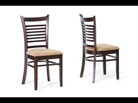 Wooden Dining Chairs Teak Wood Dining Chair Designs Youtube