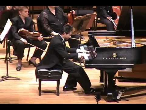 Tchaikovsky - Concerto No.1 in Bb minor, Op.23, 1st Movement - David Fung/JSO