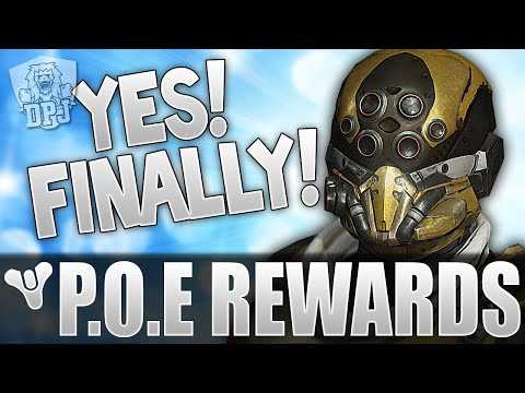 Destiny: FINALLY THE HELMET I NEED! Challenge Of The Elders Loot Rewards x6