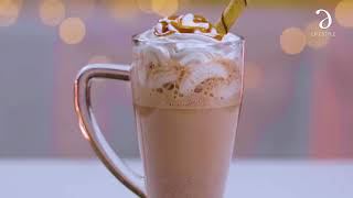 Malted Butterscotch Hot Chocolate You Need To Try!