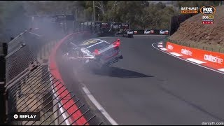 Supercars - The Esses/Dipper Crashes