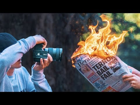 BLAZING FIRE PHOTOGRAPHY !