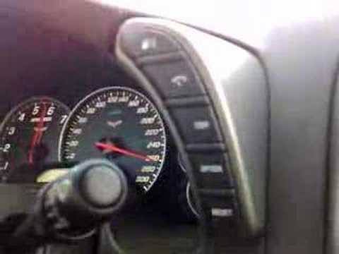 Corvette C6 Topspeed VMax - YouTube