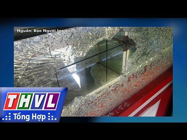 THVL | Người đưa tin 24G: Nam thanh niên xông vào cướp tiệm vàng tại Quảng Nam