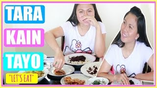 Eat With Your Hands (The Filipino Way) | FILIPINO FOOD | INDAY GOODIDAY