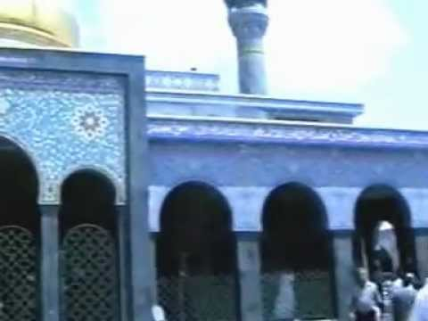 Roza e Hazrat e Zainab Bint e Ali (a.s) Travel Video