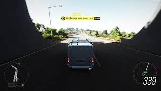 FORD TRANSIT 400 KM/H Forza Horizon 4
