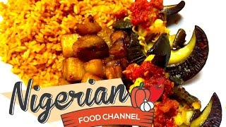 HOW TO COOK JOLLOF RICE | Nigerian Food Recipes