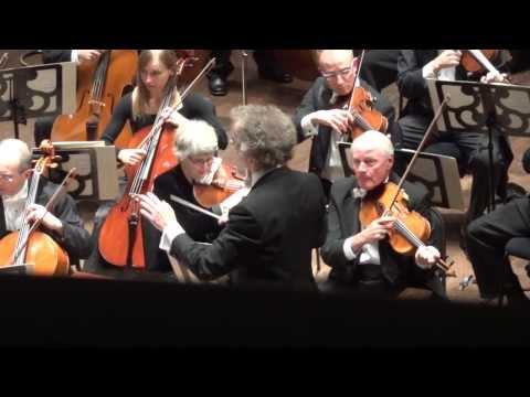 Beethoven Symphony No. 4 in B-flat Op. 60 (excerpt) - Cleveland Orchestra - Franz Welser-Möst