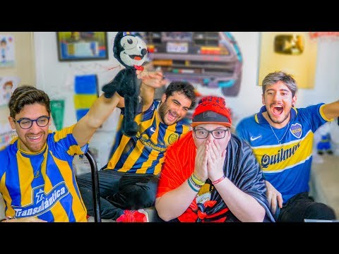 Reacciones con BOFFE GP | Rosario Central vs Newell's | Torneo Argentino 2019 from YouTube · Duration:  11 minutes 57 seconds