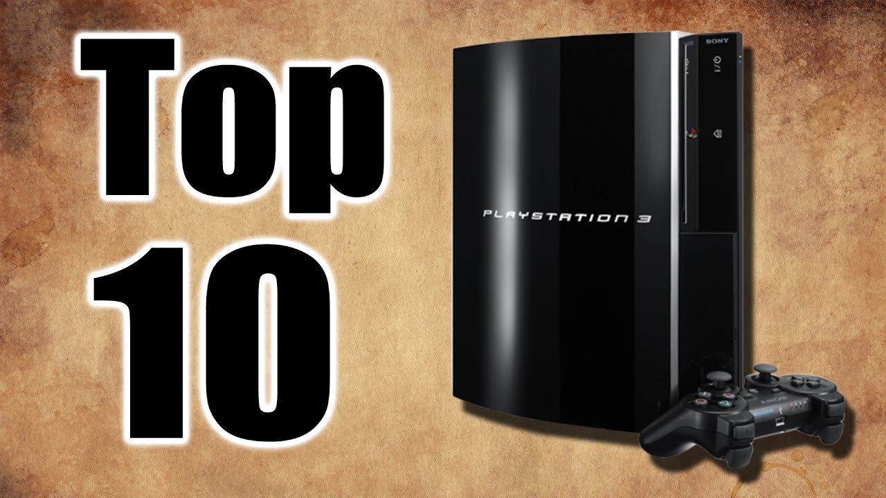 My Top 10 PS3 Games