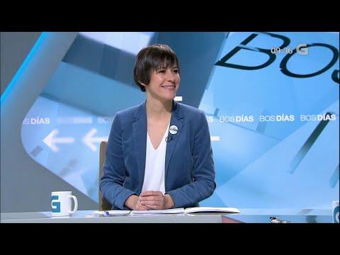 Entrevista de Ana Pontón na Televisión de Galicia