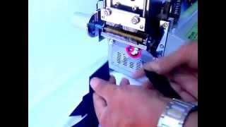 Diagonal Edge Cutting machine JM-120HX