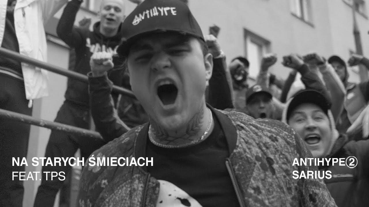 Sarius feat. TPS - Na Starych Śmieciach (prod. Jacon)