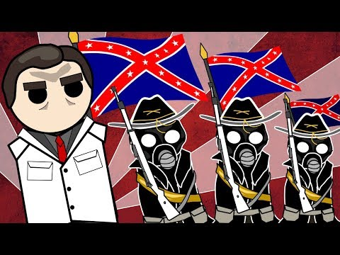 A World Where The South Turns Fascist (Southern Victory Part 3)