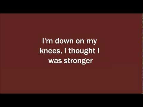 Daughtry- Crawling Back To You (Lyrics) HD