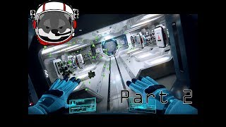 Adr1ft| Part 2| In a most unusual way