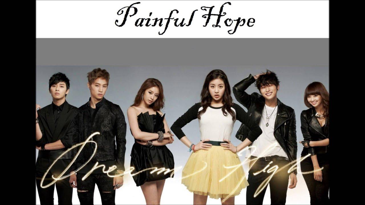 dream high 2 ost - painful hope - lee ki chan - youtube