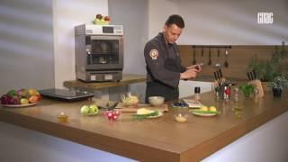 """""""Блюдо дня"""". (Салат из репы, яблока и сельдерея)"""