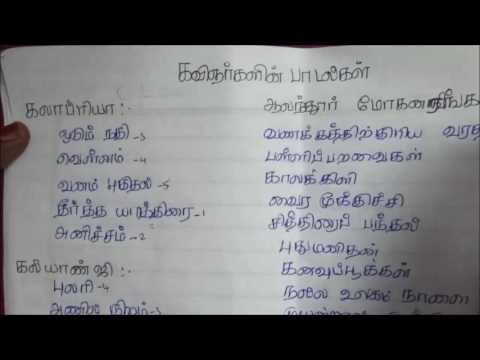 Tnpsc Tamil Shortcut ( கவிஞர்களின் நூல்கள்-1 )