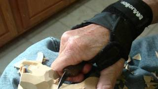 Whittling The Animal Shelf Sitters Part 6